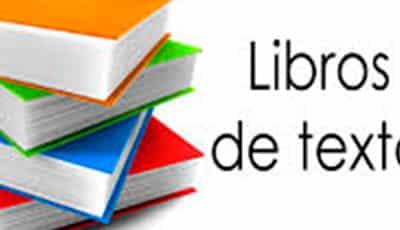 Libros de texto de E. Infantil y E. Primaria para el curso 2020-21